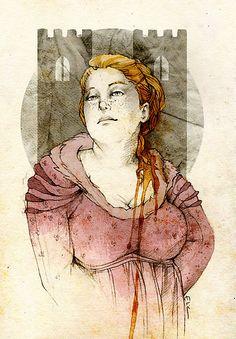 Walda Frey by Elia Fernández