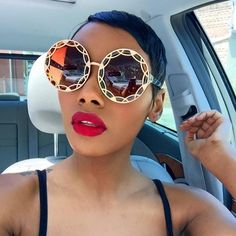 Women's Fashion Sunglasses with UV 400 lens Designer Inspired  Aviator Like Style  Metal Inner Lining Along The Lens  Multiple Colored Assortment  Voguish and Chic