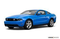 Grabber Blue Mustang... Will be mine <3 <3