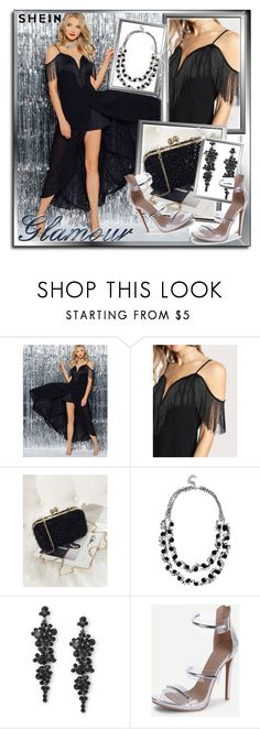 """""""Shein 4/10"""" by sanela1209 ❤ liked on Polyvore"""