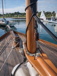 fine pics of Ruby Merle, a recently restored 'couta boat which won the Concours d'Elegance at the 2012 Geelong Wooden Boat Festival. The pictures were taken by 'Miniopterus' and he tells me there may be more soon Sailing Dinghy, Sailing Ships, Yacht Rope, Marine Photography, Flying Boat, Sail Away, Set Sail, Wooden Boats, Boat Building
