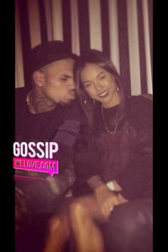 GossipWeLove.com Your Celebrity News and Hip Hop News Blog: Chris Brown & Karrueche Tran CUDDLED UP At Annex Magazine Anniversary Party + Visit Halloween Horror Nights! [PHOTOS]