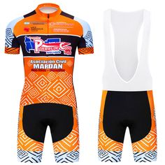 2019 Mens Cycling Jersey Bike Clothing MTB Cycling Shirt Bib Shorts Set Pad  Kits  Unbranded c00426d17