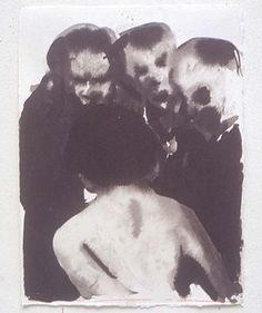 MARLENE DUMAS, NAME NO NAMES 2001: more marlene dumas favorites.