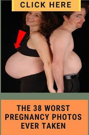 The 38 Worst Pregnancy Photos Ever Taken Maternity Pictures, Pregnancy Photos, World 2020, April 10, Beautiful Sites, Photo S, Funny Memes, Halloween Horror, Halloween Decorations