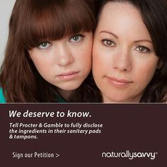 Natracare: Because Women Deserve to Know