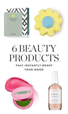 8 Beauty Products That Will Instantly Boost Your Mood via @PureWow