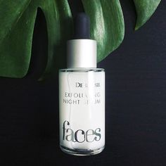 Dermosil Faces Exfoliating Night Serum <3