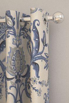 Peacock Garden  Bridgehampton Fabrics  by Thibaut