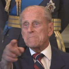 Pin for Later: Prince Philip Royally Drops the F-Bomb — Watch the Funny Video!