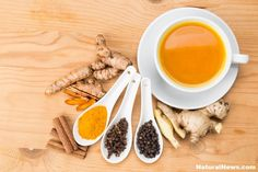 How to increase bioavailability of Turmeric by 2000% for amazing benefits