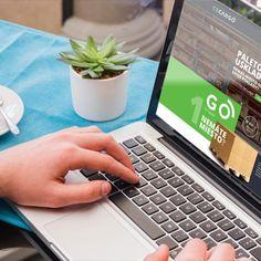 Moderná webstránka so vzdušným a prehľadným dizajnom. Samozrejmosťou je responzivita pre mobilné telefóny či tablety. Branding Design, Brand Design, Identity Branding, Corporate Design