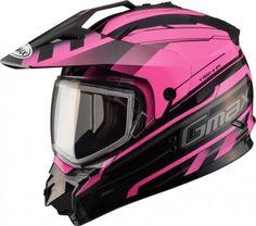 GMax GM11S Trekka Snow Sport Sled Cold Weather Womens Snowmobile Helmets