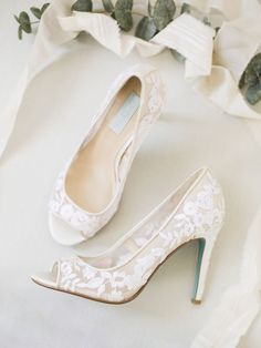 We're Talking Bridal Accessories with the Queen of Cool, Betsey Johnson is part of Wedding shoes lace - This is not a drill I repeat, this is not a drill; Betsey Johnson has a bridal line and we are obsessed! Bridal Accessories, Bridal Jewelry, Comfortable Bridal Shoes, Elfa, Bridal Skirts, Lace Heels, Wedding Dress Trends, Bride Shoes, Bridal Fashion Week