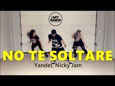 NO TE SOLTARE - Yandel, Nicky Jam Workout Videos, Zumba Workouts, Dance Exercise, Youtube, Reggaeton, Exercises, Youtubers, Youtube Movies