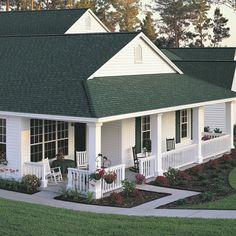 Best Gaf Slateline Shingles In Emerald Green Gaf Asphalt Roofing Pinterest Asphalt Roof 400 x 300