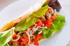 Recipe for yogurt-marinated chicken Gyro - who else loves Greek food???