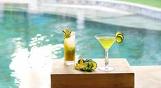 """Cocktail's Paradise! Using only the best ingredients, our #cocktail selections awaits you at The Camakila Legian Bali. Don't miss out our """"3 for 2 Cocktails"""" promotion! Available daily at #AzaaRestaurant and #TheTaoBeachHouse, from 12:00 noon to 4:00 p.m."""