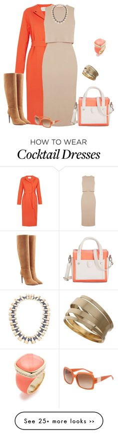 """outfit 2074"" by natalyag on Polyvore"