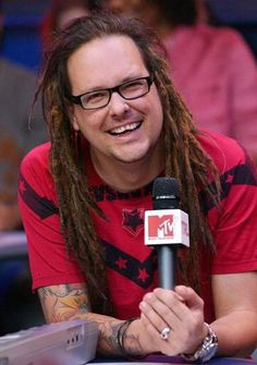 I love his smile Show Me Your Love, My Love, List Of Heavy Metals, Metal Bands, Rock Bands, Jonathan Davis, Nu Metal, Love People, Beautiful People