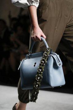 a9279508ef33 A detailed look at Fendi Spring 2016 Pinterest   NewWaves Fendi Bags,  Hermes Handbags