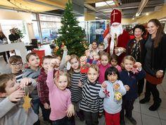 Spende: 1000 Euro für Kindergarten St. Nikolaus vom Autohaus Nauen