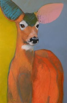 "aneleh: ""Primavera"" by Rebecca Haines"