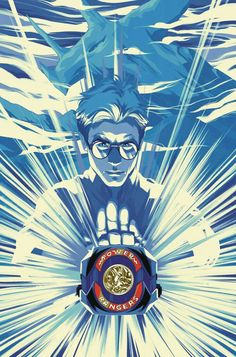 Billy - Blue Power Ranger