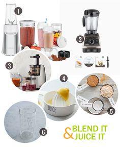 Smoothie Essentials - Blending & Juicing