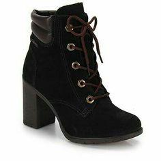 e60a2b66a Bota Coturno Feminina Dakota, Coturno Feminino Dakota, Sapatos Pretos,  Sapatos Sandálias, Sapatos