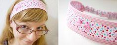 DIY: Sommer-Haarband in fünf Größen von Kreativlabor Berlin | DaWanda Blog