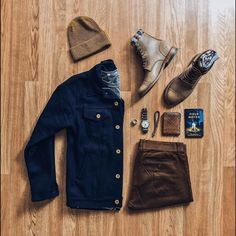 Awesome rugged combo from @cuffington the 3sixteen jacket is amazing Follow @runnineverlong on Instagram for more inspiration. #mensoutfitsrugged