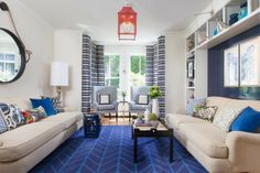 House of Turquoise: Rachel Reider Interiors + 76 Main