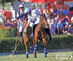 Valiente vs. Royal Salute.  Copa de Oro Bulgari - Alto handicap. Santa María Polo Club Sotogrande #PoloSotogrande #Polo #Sotogrande Foto: SMPC / Gonzalo Etcheverry