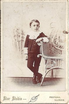Charles H. Henry - Age 6 | Flickr - Photo Sharing!