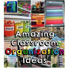 18 Amazing Classroom Organization Tips Tricks