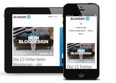 Einen eigenen Blog erstellen und keine Fehler beim Blogdesign machen. Diese 12 Fehler solltest du bei deinem Blogdesign nicht machen,  damit dein Business Blog auch erfolgreich ist.  http://www.bloggen.tv/blogdesign/  #blogerstellen #blogdesign
