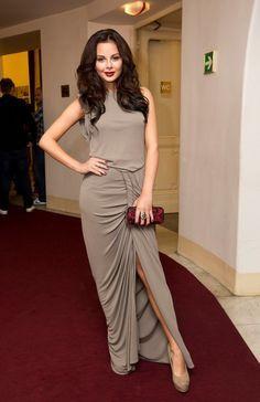 Elegant, Formal, Celebrities, Skirts, Inspiration, Dresses, Erika, Style, Fashion