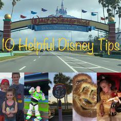 Falling in Love With Disney-Part two: 10 Helpful Disney Tips