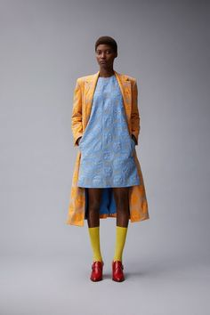 See the complete Resort 2018 collection from Thom Browne.