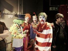 Arctic Monkeys  the only clowns I'm not scared of