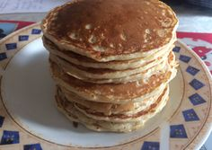 Αμερικάνικα πανκεικς (pancakes) συνταγή από George Adamides - Cookpad Breakfast Pancakes, Pancakes And Waffles, Clean Recipes, Sweet Recipes, The Kitchen Food Network, Food Network Recipes, Soul Food, Cupcake Cakes, Cupcakes