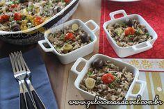 Para começar o ano de uma maneira mega deliciosa e saudável, temos um muito apetitoso Arroz Thai com Lentilhas!  #Receita aqui: http://www.gulosoesaudavel.com.br/2017/01/04/arroz-thai-com-lentilhas/