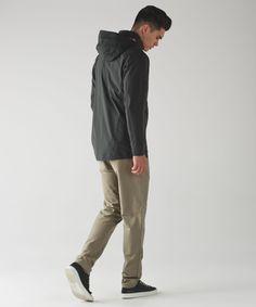 Men's Waterproof Jacket - Stowen Shell - lululemon