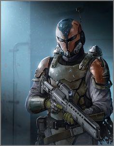 Mandalorian Auxiliary Recruit