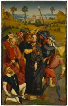 Betrayal of Christ, c 1500