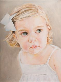 Oil Painting Custom Portraits from Your Photos