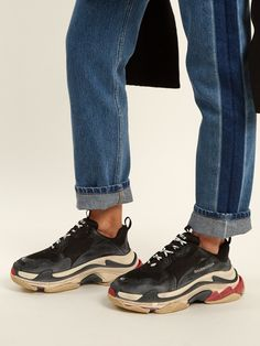 Triple S low-top trainers | Balenciaga | MATCHESFASHION.COM KR