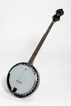 5-String Banjo. Yee-haw!