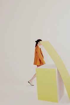 Josephine van Delden by Mel Bles for Bon Int'l SS 2013